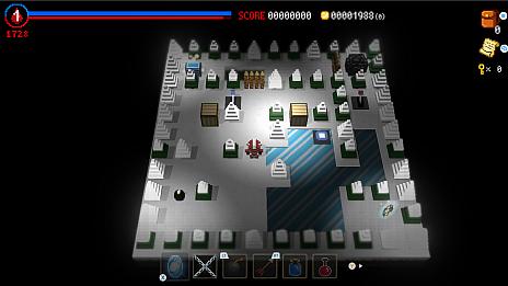 画像集#008のサムネイル/ダンジョンRPG「ダンジョンに捧ぐ墓標」のPC(Steam)版が4月23日に配信決定。Switch/Xbox One版のプレオーダーが開始