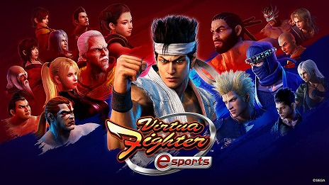 画像集#025のサムネイル/「バーチャファイター eスポーツ」が正式発表。PS4版は6月1日よりPS Plusフリープレイ&PS Nowにラインナップ。アーケード版は6月2日より