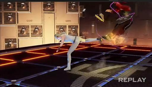 画像集#006のサムネイル/「VIRTUA FIGHTER esports CHALLENGE CUP SEASON_0 FINAL」レポート。栄えある舞台で2人の新たなスタープレイヤーが誕生