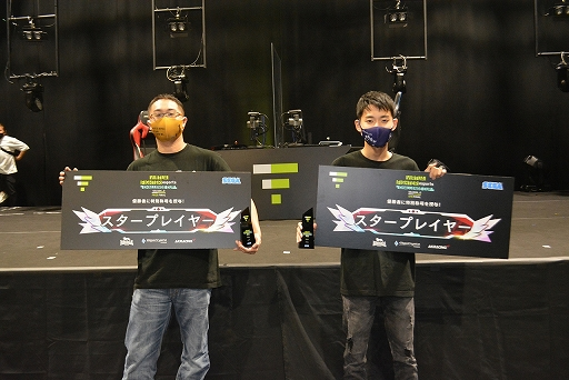 画像集#014のサムネイル/「VIRTUA FIGHTER esports CHALLENGE CUP SEASON_0 FINAL」レポート。栄えある舞台で2人の新たなスタープレイヤーが誕生