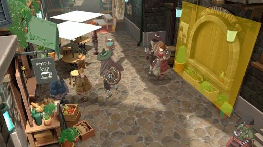 画像集#003のサムネイル/VRゲーム「RUINSMAGUS」のクラウドファンディングが7月29日に開始