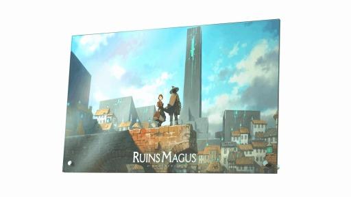 画像集#009のサムネイル/VRゲーム「RUINSMAGUS」のクラウドファンディングが7月29日に開始