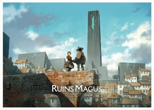 画像集#010のサムネイル/VRゲーム「RUINSMAGUS」のクラウドファンディングが7月29日に開始