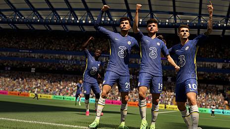 画像集#002のサムネイル/サッカーゲーム最新作「FIFA 22」が2021年10月1日に発売決定。パッケージは2年連続でキリアン・ムバッペ選手に