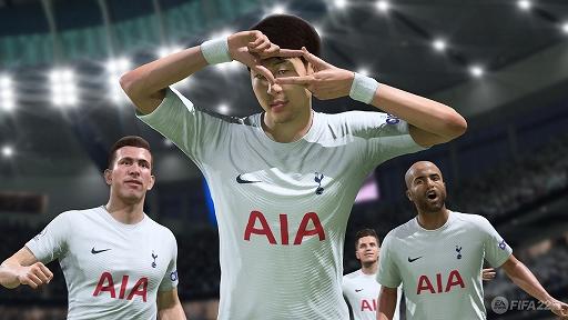 """画像集#001のサムネイル/「FIFA 22」,""""発売22日目""""を記念して全世界のプレイデータを公開。200か国以上で1日あたり平均8900回,累計21億回におよぶ試合数に"""