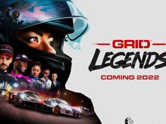 レースゲームのシリーズ最新作「GRID Legends」が発表に。2022年に発売予定