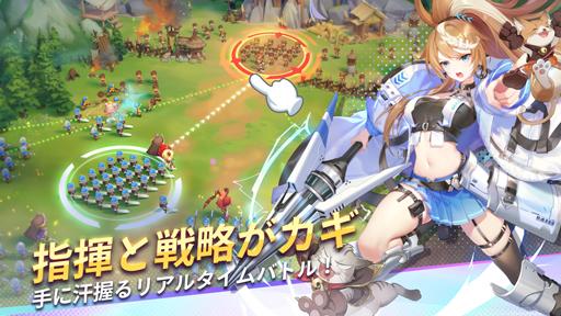 9月リリース予定「三国志外伝:戦姫覚醒」,フォロー&RTキャンペーンを実施