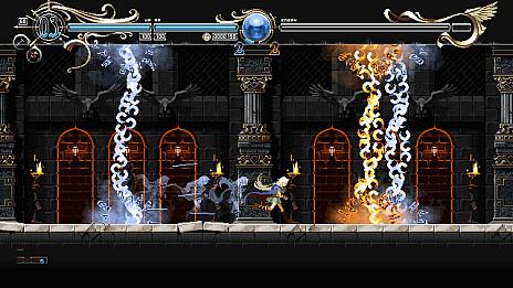 画像集#002のサムネイル/コンシューマ機版「ロードス島戦記 -ディードリット・イン・ワンダーラビリンス-」が12月16日にリリース。ディードリットの物語を描く2Dの探索型アクションゲーム