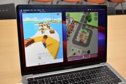 画像集#027のサムネイル/Apple M1搭載Macはどこまでゲームが遊べる? iPhoneやiPadアプリも動く新世代のMacがどれほどの可能性を秘めているのか確かめてみた