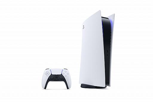 画像(015)PlayStation 5本体の姿がお披露目。ディスクドライブを搭載しないDigital Editionも発表