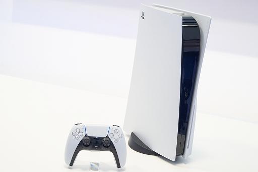 Bộ sưu tập hình ảnh # 022 thumbnail / 8K View với thiết bị chính PlayStation 5 và Dual Sense.  Phần thân chính có độ yên tĩnh tuyệt vời và bàn điều khiển trò chơi mới và thiết thực