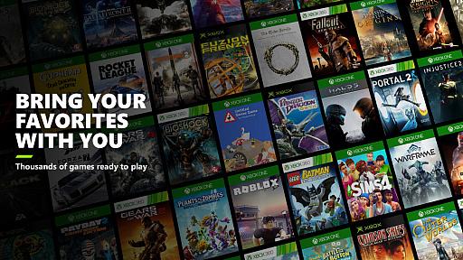 画像集#002のサムネイル/Microsoft,Xbox Series X/Sの後方互換機能についての新情報を「Xbox Wire」で公開