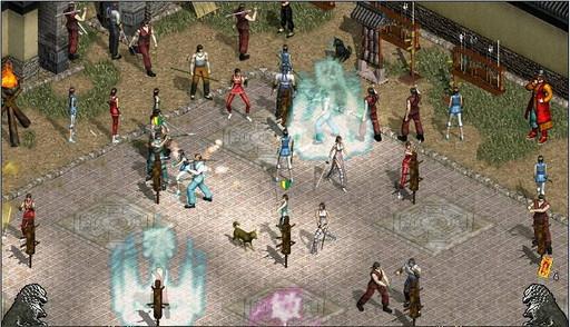 画像集#006のサムネイル/今でも遊べるPC用MMORPGってどれくらいあるの? 「Ultima Online」から2020年サービスの「ETERNAL」まで,数々のタイトルを紹介しよう