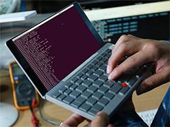 7インチ級の超小型PC「GPD Pocke...