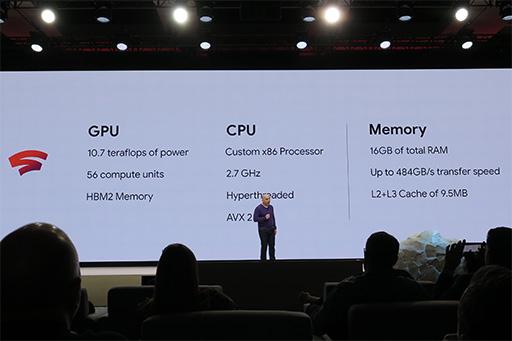 画像(006)Google,ゲームストリーミングプラットフォーム「STADIA」をGDC 2019で発表