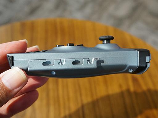 画像(014)話題のゲーマー向け超小型PC「OneGx1」が国内初披露。合体可能なゲームパッドやLTE対応は競合製品にない魅力だ