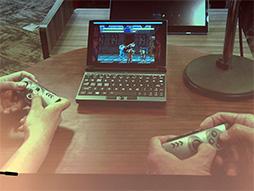 画像(019)話題のゲーマー向け超小型PC「OneGx1」が国内初披露。合体可能なゲームパッドやLTE対応は競合製品にない魅力だ