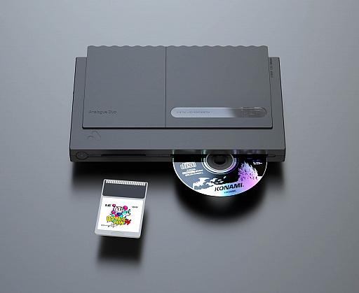 画像集#003のサムネイル/PCエンジン互換機「Analogue Duo」が発表。ほぼすべてのPCエンジン系ゲーム機用ソフトに対応して2021年の発売を予定