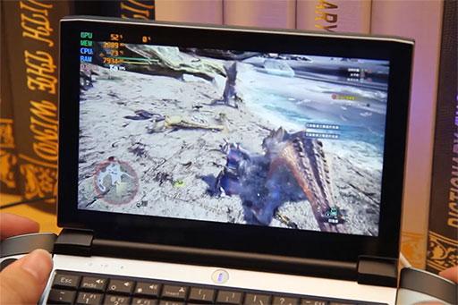 画像集#005のサムネイル/Tiger Lakeを搭載した小型ゲームPC「OneGx Pro」試作機のデモ動画が公開。FF XIVも快適にプレイ可能に?