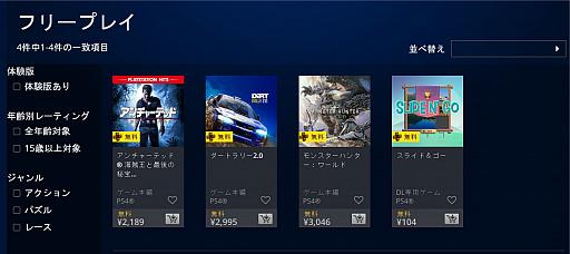 画像(010)「Switch Online」&「PS Plus」の徹底活用&節約ガイド。オフラインプレイ派も,うまく使えば元が取れる!