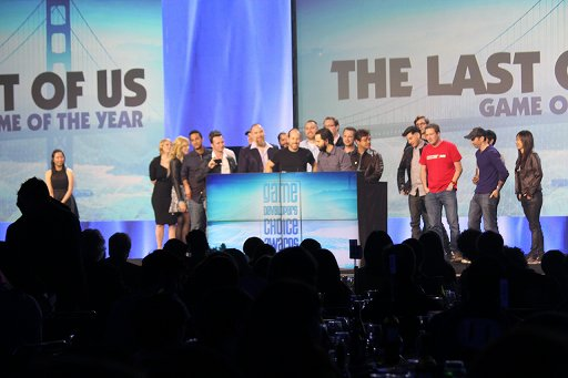 画像(004)[GDC 2014]「Game Developers Choice Awards」で久夛良木 健氏が生涯功労賞を受賞。Game of the Yearは「The Last Of Us」に