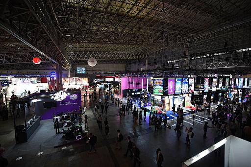 画像集#004のサムネイル/[TGS 2018]過去最大規模の出展者数と小間数の「東京ゲームショウ2018」が幕張メッセで本日開幕。果たしてどのような情報が飛び出すのか