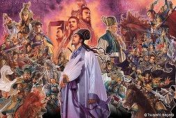 画像(002)「信長の野望」シリーズなどのイラストを手がける長野 剛氏の原画展が6月と7月に東京で開催