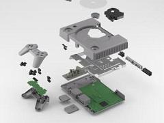 PlayStationとセガサターンの2/5スケールキットが「第59回全日本模型ホビーショー」で展示中。発売は2020年3月を予定