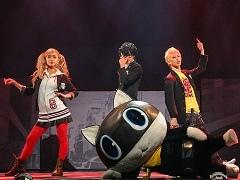 東京公演が開幕した「ペルソナ5」の舞台「PERSONA5 the Stage」の会見とゲネプロをレポート。見事な再現度にペルソナファンは注目