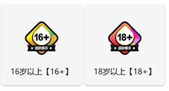 中国の「ゲーム適齢提示」の全貌。4種類に分けられた年齢層の,それぞれにおいて許されること,許されないこと