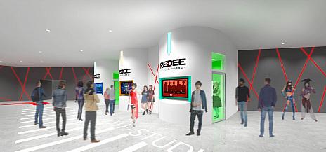 画像(002)「日本最大」を謳うゲーム/eスポーツ専用施設「REDEE WORLD」が2020年3月1日,大阪府吹田にオープン