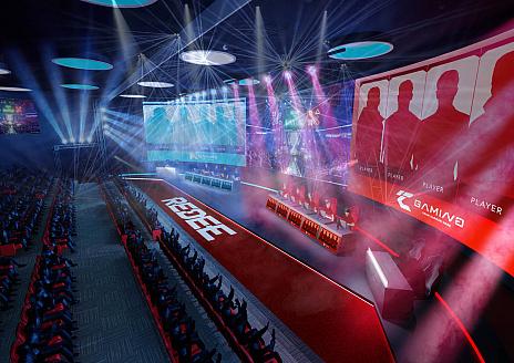 画像(003)「日本最大」を謳うゲーム/eスポーツ専用施設「REDEE WORLD」が2020年3月1日,大阪府吹田にオープン