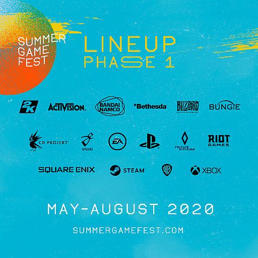 画像(001)完全にデジタル化された大規模ゲームイベント「Summer Game Fest」の開催が発表。期間は5月から8月まで