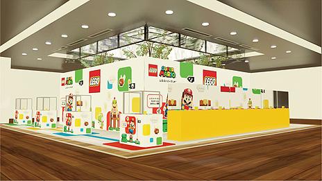 画像(008)「レゴ スーパーマリオ」の全ラインナップが8月1日に発売へ。発売記念でレゴ ポップアップストア5店舗が同日から順次オープン