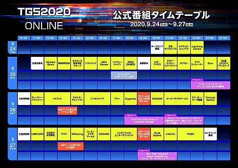 画像(002)「TGS 2020 ONLINE」,主催者番組の概要が明らかに。公式サポーターに,はじめしゃちょーさんが就任