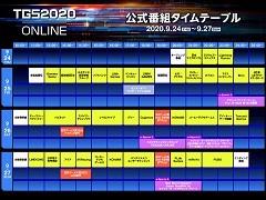 [TGS 2020]TGS 2020 ONLINEがいよいよ開幕。9月24日から配信される公式番組とメーカー独自番組から,注目番組の情報をまとめて紹介