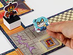 ロボットトイ「toio」の専用タイトル第7弾「大魔王の美術館と怪盗団」が11月19日に発売へ。ロボットを使ったボードゲーム