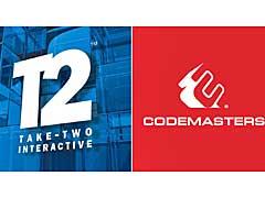 Take-Two Interactiveが,「F1」シリーズなどのレースゲームで知られるCodemastersを買収