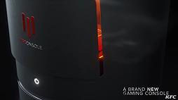 画像集#003のサムネイル/チキンが温められると思しきゲーム機「KFConsole」の発売が12月11日に延期。「サイバーパンク2077」パロディで告知