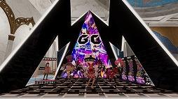 画像集#005のサムネイル/VRイベント「バーチャルマーケット5」が本日開幕! モデルの販売などで多数のゲーム企業も参加する,新たなイベントの形を体験してきた