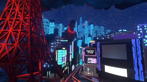 画像集#015のサムネイル/VRイベント「バーチャルマーケット5」が本日開幕! モデルの販売などで多数のゲーム企業も参加する,新たなイベントの形を体験してきた