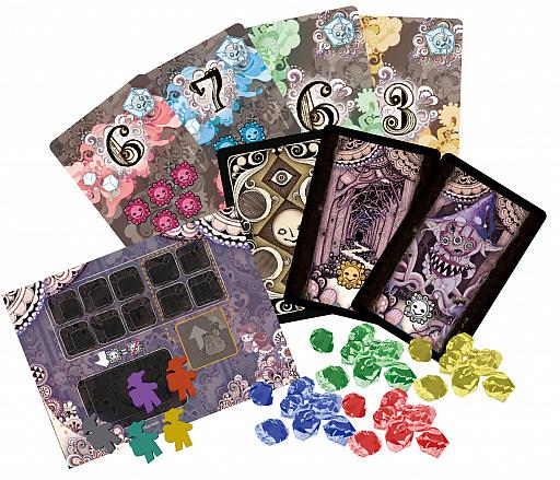 画像集#004のサムネイル/ボードゲーム「ウィキッド・フォレスト」の追加販売がスタート