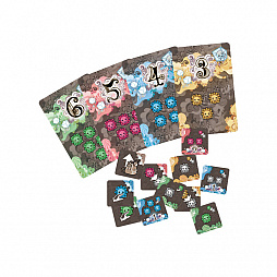 画像集#005のサムネイル/ボードゲーム「ウィキッド・フォレスト」の追加販売がスタート