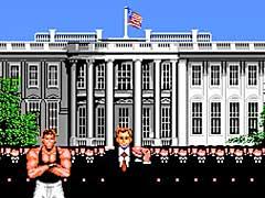 「ゲームに登場した最高の大統領」は誰か? ワシントンポストが選んだゲーム最高の大統領はもちろんあの人