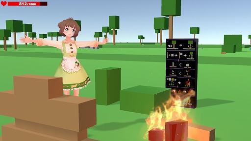 画像集#043のサムネイル/インディーズゲームのVRイベント「GameVketZero」から,気になる作品をピックアップして紹介