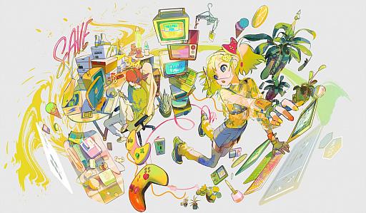 画像集#003のサムネイル/東京ゲームショウ2021 オンラインのメインビジュアルが公開。初となるVR会場の新設も決定