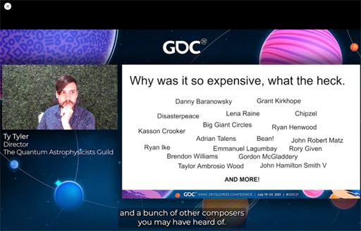 画像集#010のサムネイル/[GDC 2021]今年もFailure Workshopがやってきた。作者自ら「最低のゲームと最高のサントラ」と評するリズムゲームに,何が起こったのか