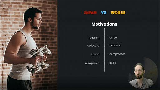画像集#008のサムネイル/[CEDEC 2021]フランス人開発者が,日本のゲーム業界の常識を斬る。「日本で世界規模の競争力のあるゲーム開発は可能なのか?」聴講レポート