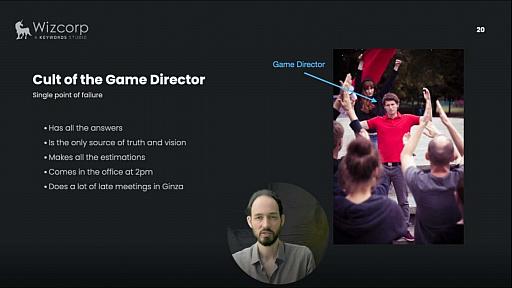 画像集#009のサムネイル/[CEDEC 2021]フランス人開発者が,日本のゲーム業界の常識を斬る。「日本で世界規模の競争力のあるゲーム開発は可能なのか?」聴講レポート