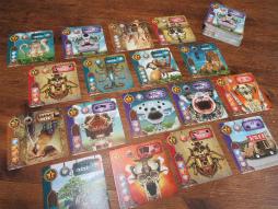 画像集#004のサムネイル/2人用ボードゲーム「ニコデマス」の日本語版が10月下旬に発売